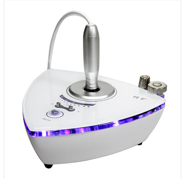 Equipo de RF Máquina de rejuvenecimiento de la piel Dispositivo de salón de belleza Uso en el hogar Eliminación de arrugas Frecuencia de radio Belleza facial para anti-envejecimiento