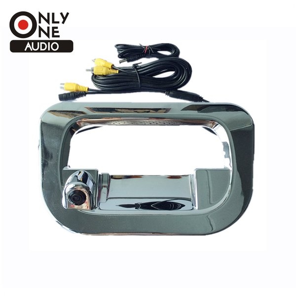 2019 Car Wide Angle Lens Rear View Reverse Camera Tailgate Cover For Hilux Reverse Camera Wiring Diagram on