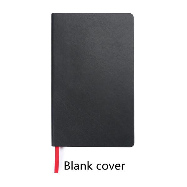 Black Cover 210mm x 130mm