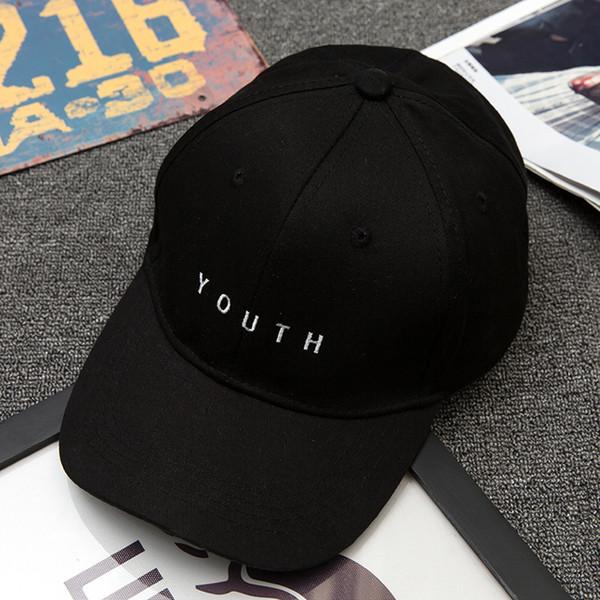 2018 chapeaux de relance jeunesse de mode pour hommes femmes casquette de baseball mens femmes designer chapeau marque casquette gorras snapbacks couleur noir / blanc / rose