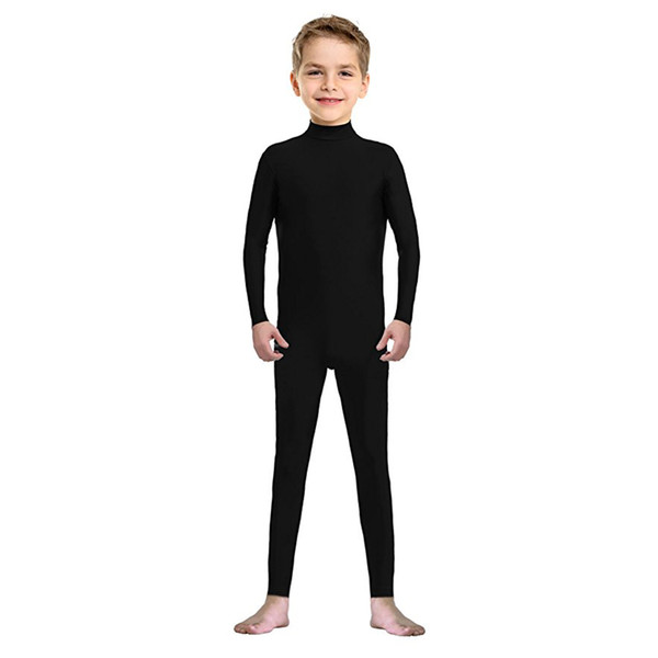 SPEERISE Nuevo 3-12 Years Toddler Teens Girls Ballet / Skate Gymnastics Leotardo / Unitards Gold Foiled Sleeveless Niños Dancewear