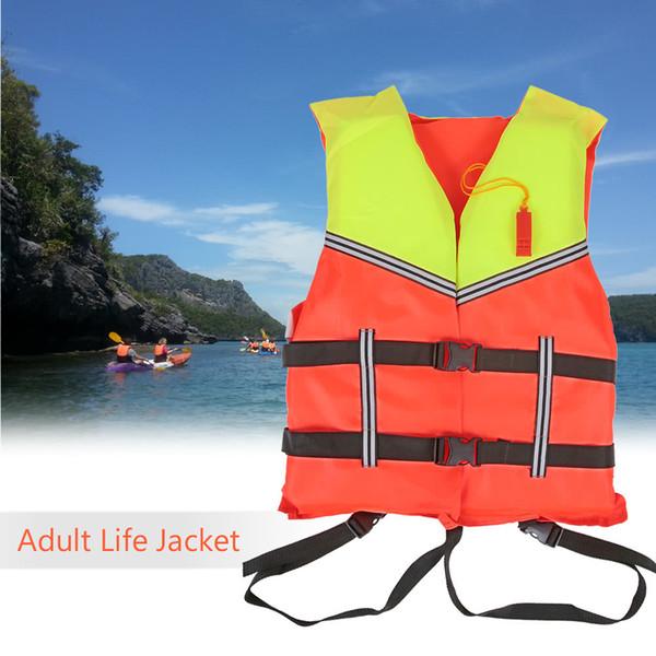 Y3181 Взрослый Спасательный Спасательный Жилет Плавучесть Помощь Катание На Лодках Серфинг Работа Жилет Одежда Плавание Морская Жизнь