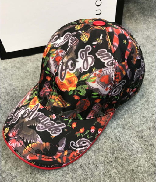 New Design Men Women hater snapback Peaked cap hip hop hats fashion fitted baseball caps Sons Men's Caps gh Quality 0850