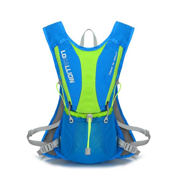 Ultralight Waterproof Polyester Unisex Cycling Bag Crossbody Bag Outdoor Climbing Travel Running Backpacks Running Bags