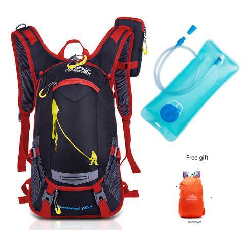 best selling 18L Waterproof Backpack outdoor sport backpack water bag camping hiking cycling water