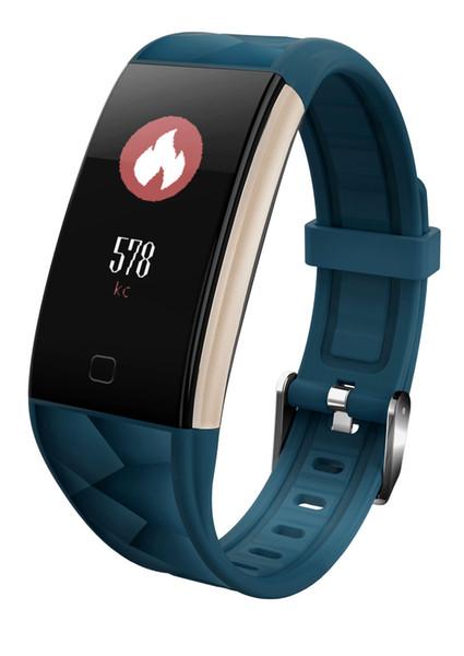 Fitness Tracker, small bracelet, T20 Color Screen Waterproof Bluetooth Smart Watch Heart Rate Monitor Smart Band