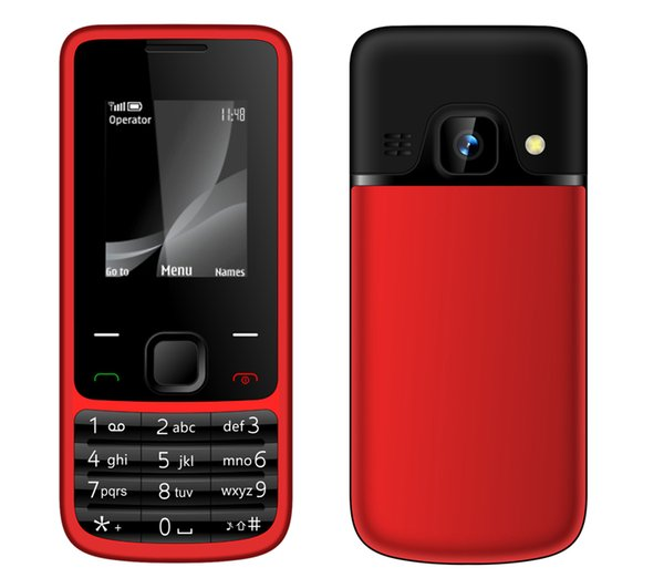 1.77 Inch 32MB Ram 32MB Rom 6700 Mobile Phone 8W Camera Support Torch Light Cheap Phone