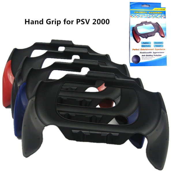 Free shipping Plastic Handle Hand Grip Bracket Holder Protective Cover Case Stand for PSV 2000 always Available in Stock