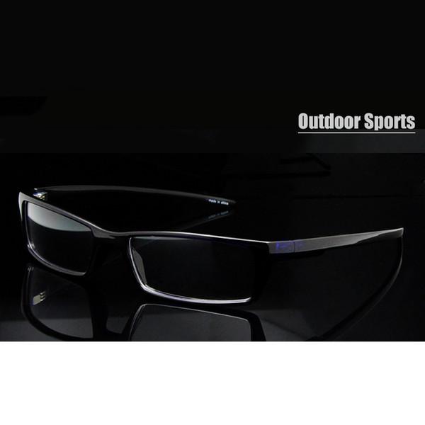 Occhiali da vista SORBERN Slim RX Occhiali da vista rigidi TR90 Occhiali da vista Uomo da vista rettangolare Occhiali da vista