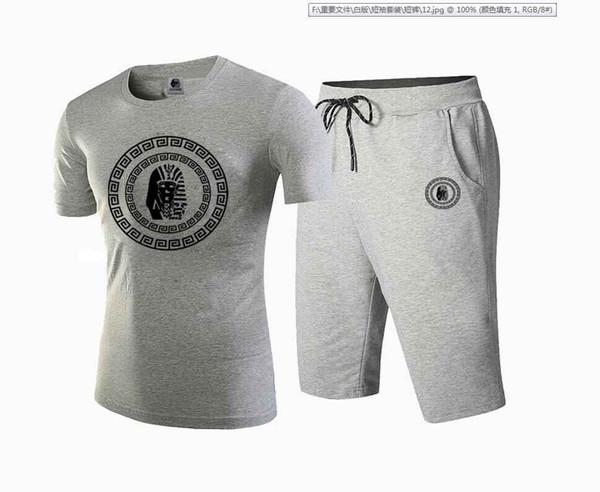 Summer Style Mens T-shirts De Mode 2019 Streetwear Hip Hop baseball shirt hommes Vêtements dernier rois Vêtements TZ05