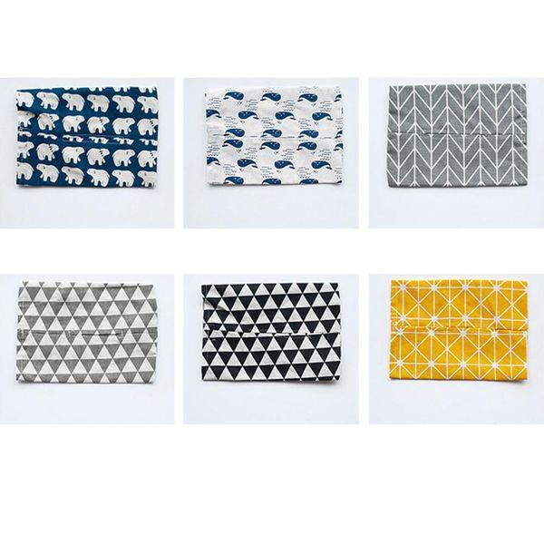PU Leather Car Paper Box Sun Visor Tissue Towel Napkin Case Hang Storage Organizer Black Aramox Car Paper Box