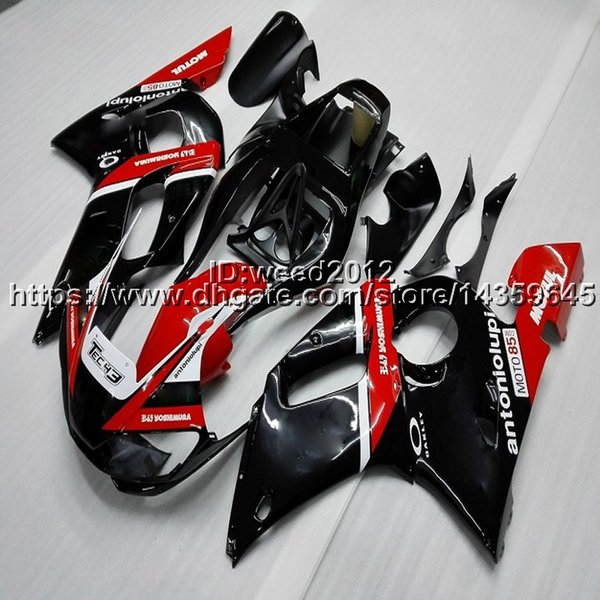 manufacturer customize motorcycle Fairing YZFR1 1998 1999 motorcycle Full fairing kits for Yamaha YZF-R1 1998 1999 Motorcycle Aftermarket