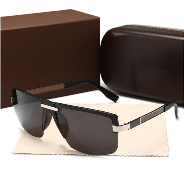Manufacturers direct selling men's polarized sunglasses high definition sunglasses 2018 fashion classic womens designer sunglasses
