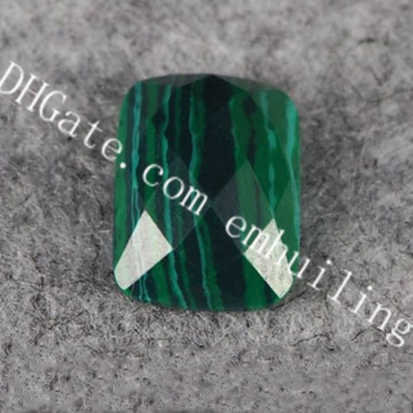 manmade crystal malachite