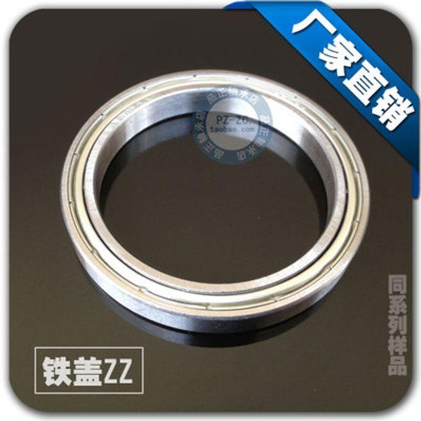 best selling 50pcs 6901ZZ shielded cover steel ball bearing 6901 6901-2Z 12*24*6 thin wall deep groove ball bearings 61901ZZ 12x24x6 mm