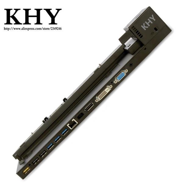 40A10065EU ThinkPad Pro Dock port replicador 65 W para T440 T440 T440 T440 T460 T460 T460 T460 T470 T470s T470s T470p T470p