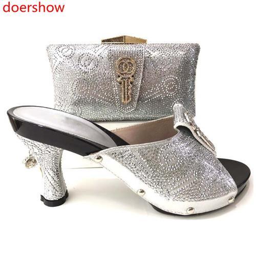 e7d50fafdd261 Satın Al Son Tasarım İtalyan Bayan Ayakkabı Ve Çanta Maç Seti Eşleşen  Taklidi Eşleşen Ayakkabı Ve Çanta Seti Düğün Için! HJ1 18, $93.47 |  DHgate.Com'da