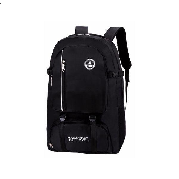 Waterproof Hiking Backpack Nylon Cycling Travel Backpack Men Outdoor Sport Large Travel Climbing Bag Fashion Rucksack