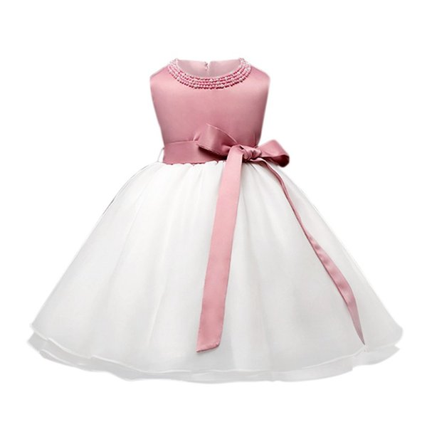 Baby Girl Dress Wedding Vestido Christening Gown Dress For Girl Baby Clothes Dresses Toddler