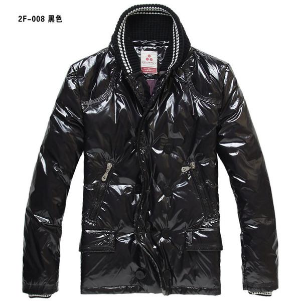 Großhandel 2018 Großhandel Winter Klassische Luxus Parajumpers Männer Marke Daunenjacke Hoodies Pelz Mode Mäntel Männer Warme Parka Unten Zweireiher