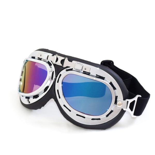 motocross goggles bicycle electric motorcycle helmet goggles dust storm Off-road ATV Dirt Bike Motorcycle Eyewear Clear