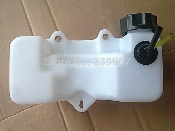 Fuel tank for Chinese 1E32F 32F engine Brush cutter hedge trimmer fuel tank + cap