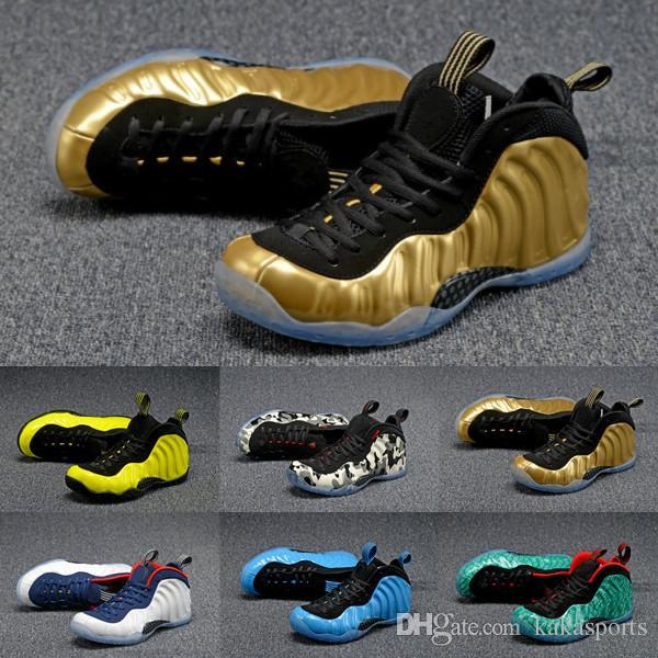 2b41b5b349cf Cheap New Men Authentic Golden Basketball Shoes Sports shoes Hiking Boots  Free shipping