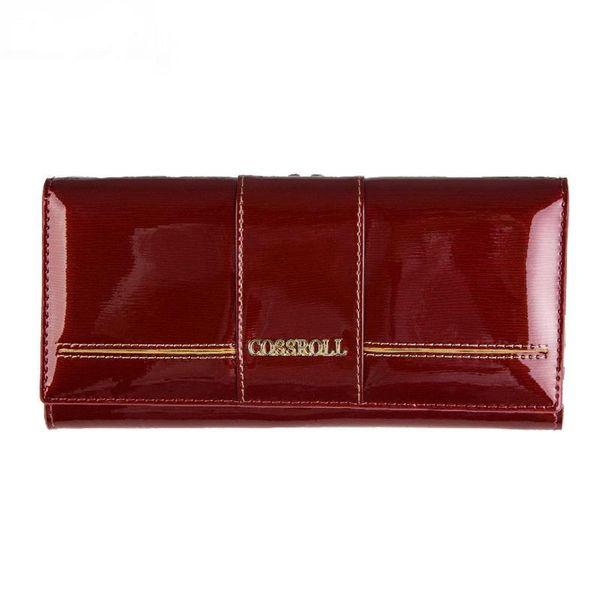 7bbe0c4a0ab22 Hakiki Deri Kadın İşlevli Cüzdan Debriyaj Çanta Lüks Kadın Cüzdan Patent  Deri Tasarımcı Marka Lady çanta