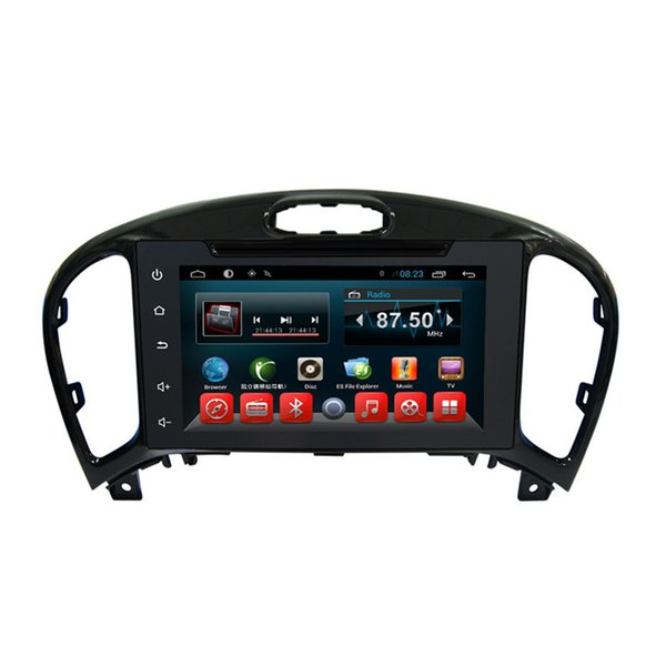 2 Din Touch Screen car dvd Stereo For Nissan Juke 2011-2017 Aftermarket Media Head Unit AUX Bluetooth SWC 3G RDS Rear View Camera
