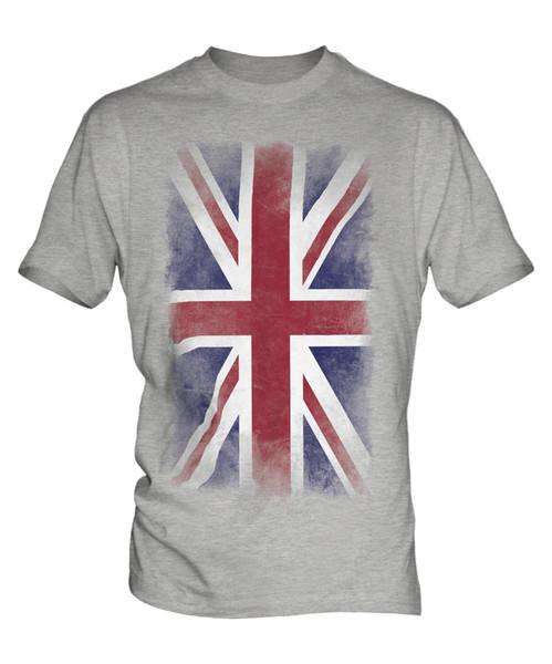 СОЮЗ JACK FADED FLAG ФУТБОЛКА МУЖСКАЯ TEE TOP UK GB ВЕЛИКОБРИТАНИЯ ВЕЛИКОБРИТАНИЯ