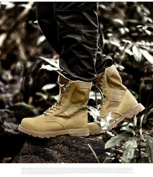 Pas Acheter Voyage Mode Pour New Chaussures Cuir 2018 FemmesBottes Véritable Brand Militaires De De ModeBottes De En MartinChaussures Hotesale Ifv76bYgy