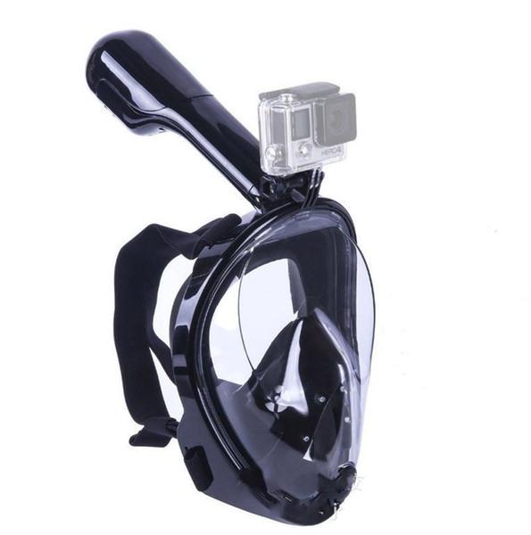 Summer Underwater Diving Mask Submersible All Dry Gopro Snorkeling Masks Adult Children Diving Full Cover Hot Sale 59cd gg