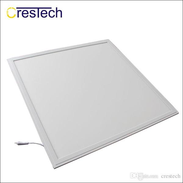 Panel de aluminio Luces de panel LED de 2 pies Luces de techo comerciales de rejilla LED Lámparas LED empotradas o de superficie