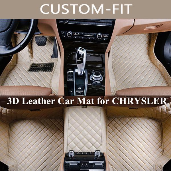 2019 Wholesale Custom Car Floor Mats For Chrysler Pt Cruiser Cover Guia 300c 2012 Sebring 2001 2008 Town Country 2008 2012 2013 Voyager 1998 2002 From