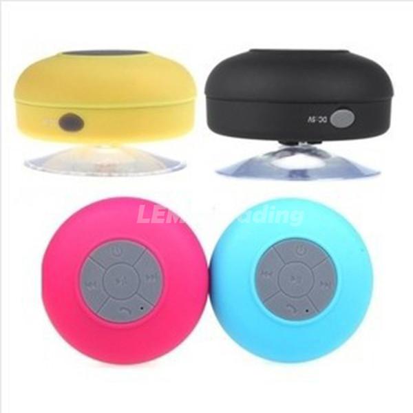 Waterproof Wireless Bluetooth Portable Mini Shower Speaker & Handsfree speaker for iphone X 8 7 6 samsung HTC MP3 MP4 new type