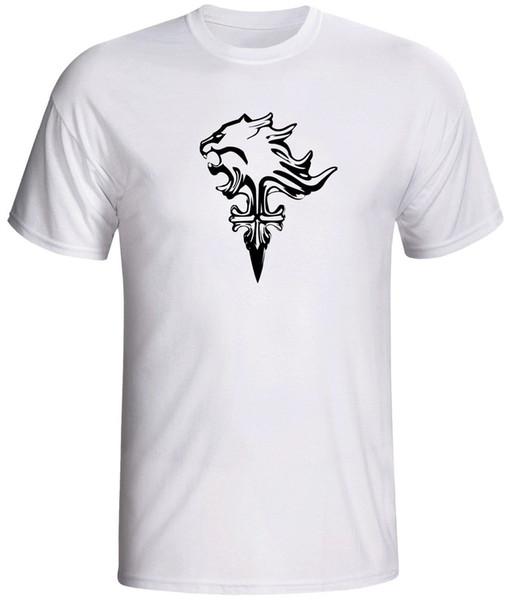 son fantasy 8 gömlek griever aslan kalp anime video oyunu