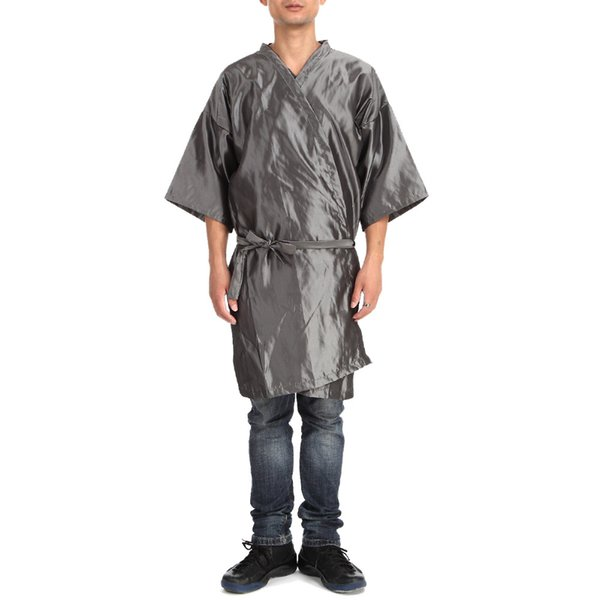 Waterproof dressing Cape Wrap Gown Wash Easy Cloth Salon Barber dresser Cutting Protector Styling Tools