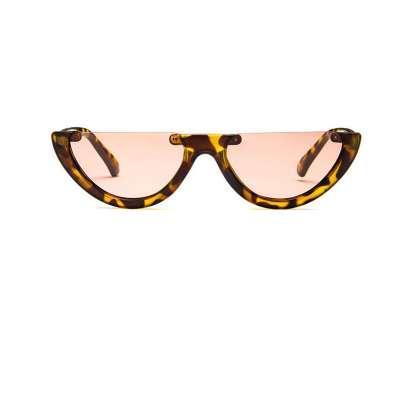 Солнцезащитные очки Прохладный Модный полузащитный оправы для глаз без  очков Cat 2018 Fashion Clear Brand Designer 63490f26b2b