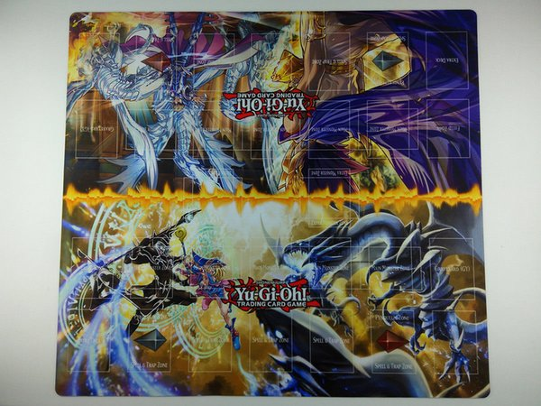 best selling Yu-Gi-Oh! The Dark Side of Dimensions 2-Player Master Rule 4 Link TCG Playmat