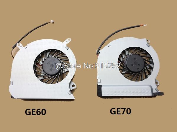 Laptop CPU Cooling Fan For MSI CR60 CR70 CR61 0M 2M 3M CX61 GE60 MS-16GA 16GB 16GC 6GD CX70 GE60 GE70 2OE GP60 GP70 MS-1756 1757