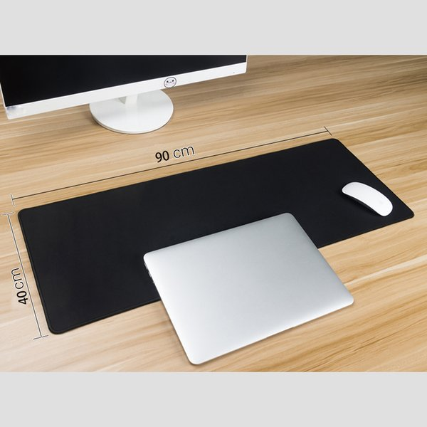 Hight Quality Durable Pure and Simple Larger 900mm*400mm*3mm Computer Gaming Mouse Pad For LOL DOTA2 Fans