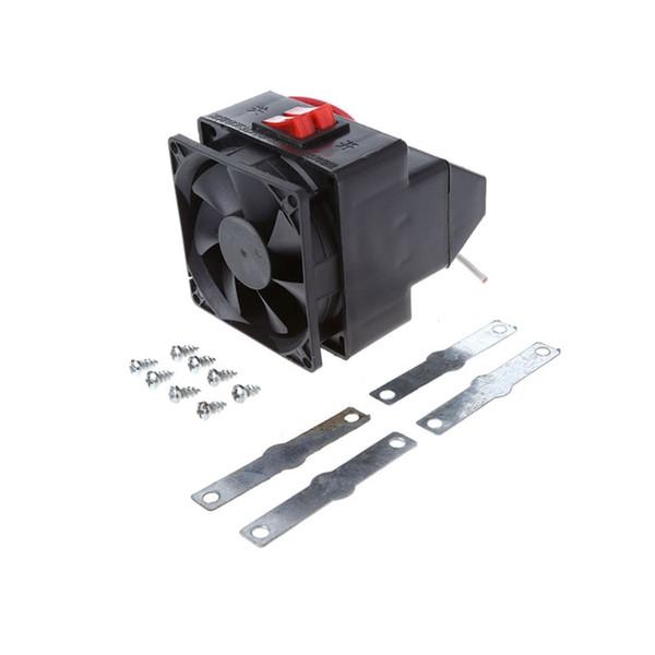 Portable 150W PTC Car Vehicle Heating Heater Hot Fan Defroster Demister DC 12V