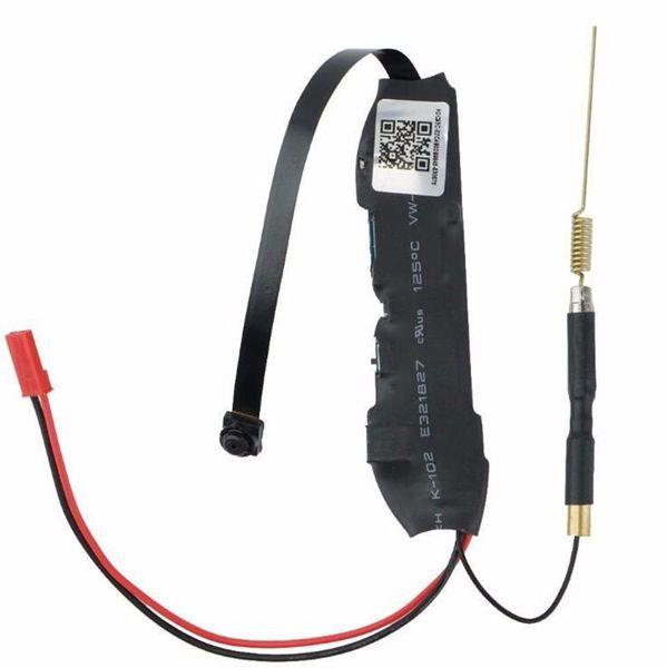Full HD 1080P fai da te mini WiFi Camera Camcorder P2P Motion Detection di videosorveglianza con 2.4G rf Camera Remote Control