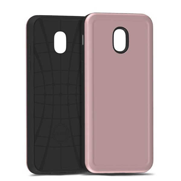 Для Samsung Galaxy J7 Duo Galaxy J4 2018 Galaxy J6 2018 Гибридный ТПУ + ПК 2 в 1 Броня Чехол противоударный Чехол для телефона D