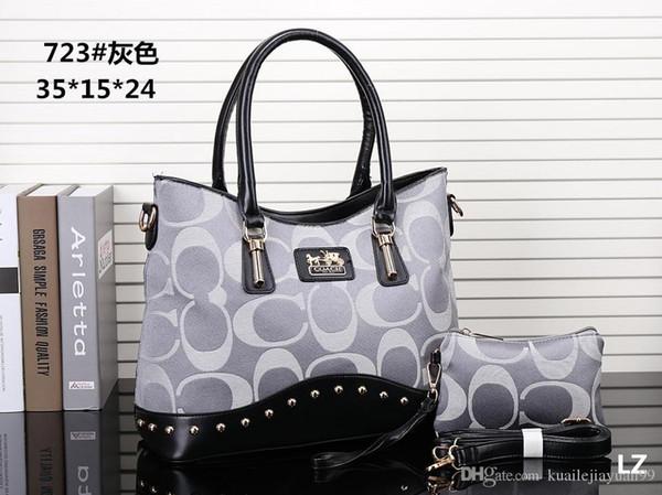 2018 Hot Brand Totes Clutch Bag Women Designer Handbag FashionTrend Leisure Bear Four Sets Handbags Crossbody Bags Shoulder Messenger Bags02