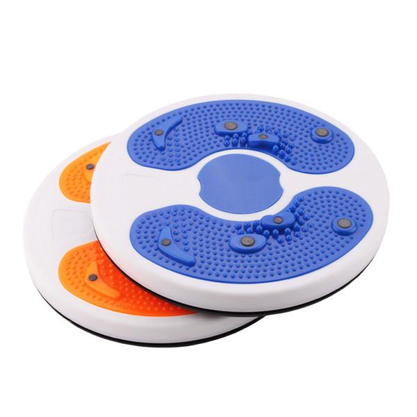 Magnet Twist Board Twist Balance Board Gym Fitness Exercise Equipment Balance Foot Waist Massage Wriggling Plate Slimming