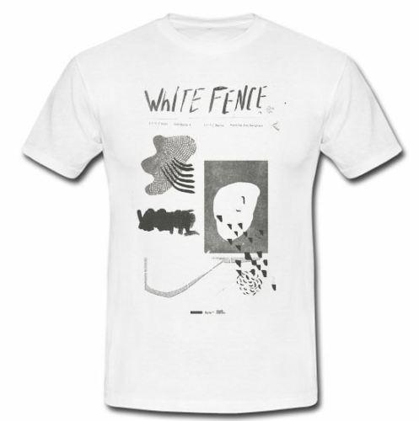 White Fence Darker My Love Альтернатива / инди-группа Футболка Размер S M L XL 2XL
