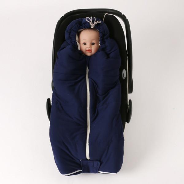 Baby Stroller Accessory Sleepsacks Pram Seat Cushion Stroller Mattresses Baby Prams Swaddle Blanket Travel Portable Sleeping Bag