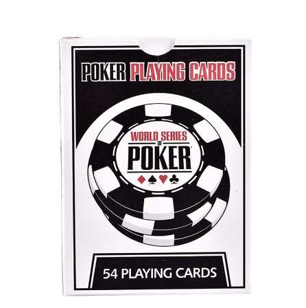 New 2018 Poker Card Playing Plastic Playing Card Waterproof Card Poker Novelty Collection Board Game Gift
