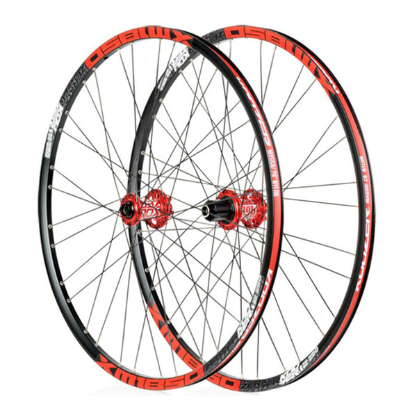 650B Koozer XM1850 26inch MTB Alloy not Carbon 650B Aluminium Mountain Clincher Bike Wheels QR or 15x100mm/12x142mm Thru Axle